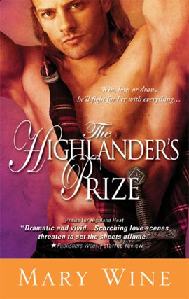 The Highlander's Prize